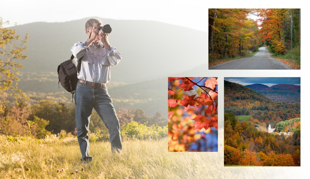 Professionally Guided Fall Foliage Photo Tours