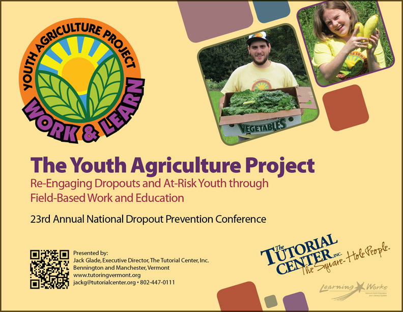 Youth Agriculture Project Conference Presentation
