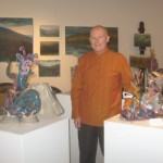 Jan Bopp Exhibits Pottery