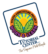 The Tutorial Center's Youth Agriculture Project Work and Learn Program