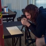 Learning to see. Photography helps Tutorial Center students work with other forms of expression.